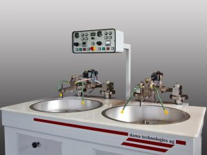 Dama_SPF polishing machine