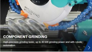 Component Grinding