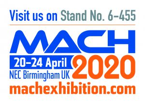 See us at Mach2020